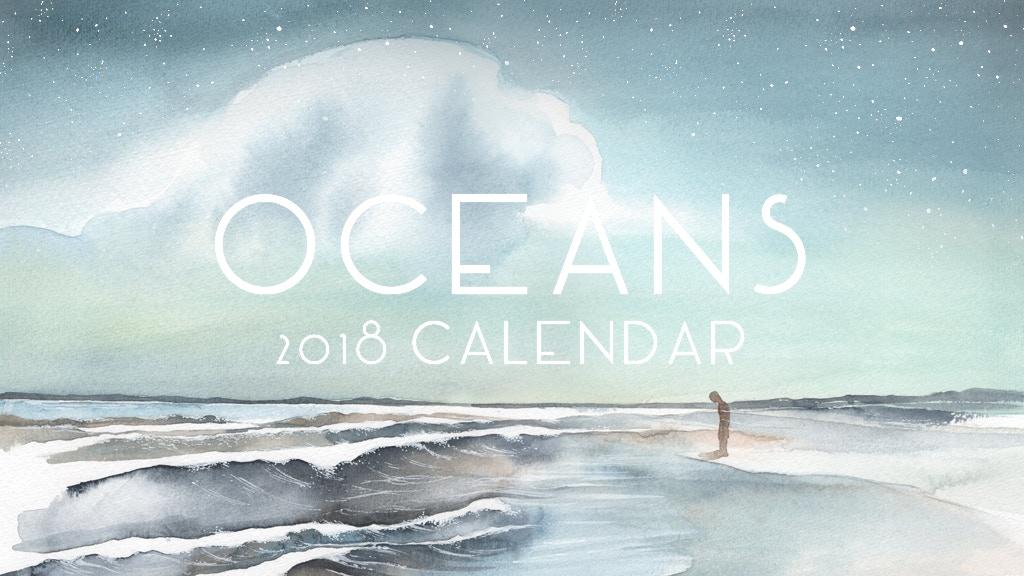 Oceans - 2018 Calendar project video thumbnail