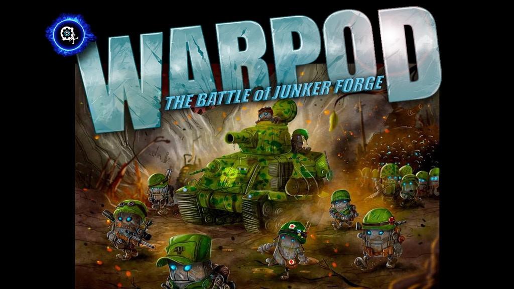 WARPOD: The Battle Of Junker Forge project video thumbnail