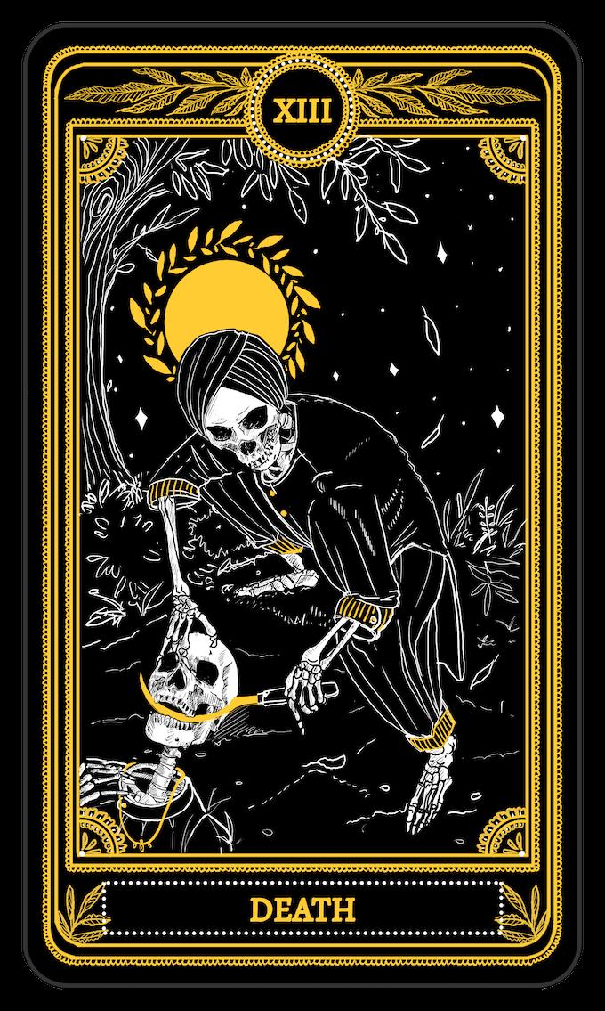 The Marigold Tarot by Amrit Brar — Kickstarter