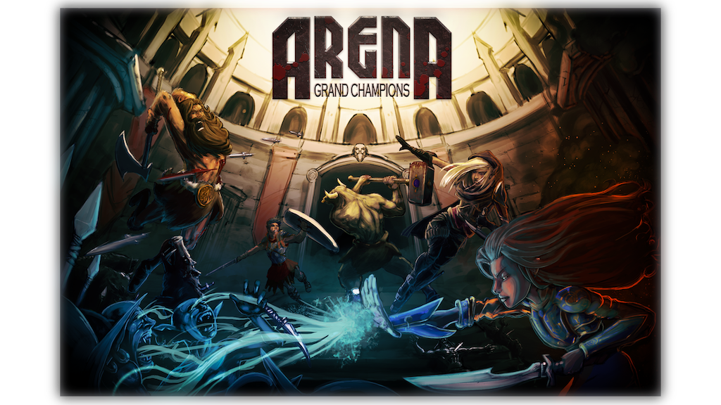 Arena: Grand Champions project video thumbnail