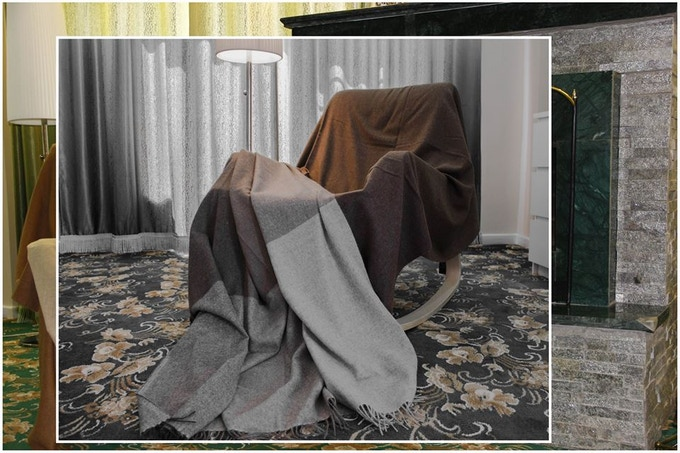 """Dark Chocolate Brown Yak Throw (150cm x 200cm / 59"""" x 78"""")"""