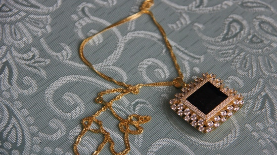 Handcrafted Smart Necklace \