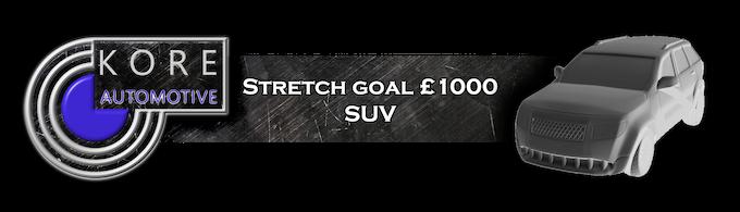 SUV Stretch Goal
