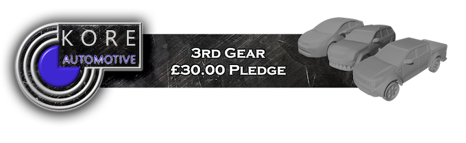 Top Gear Pledge Level