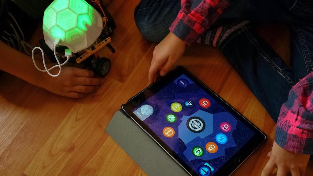 Bucky | An EdTech robot to narrow technology-access gaps project video thumbnail