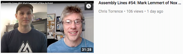 Assembly Lines Podcast Episode #54