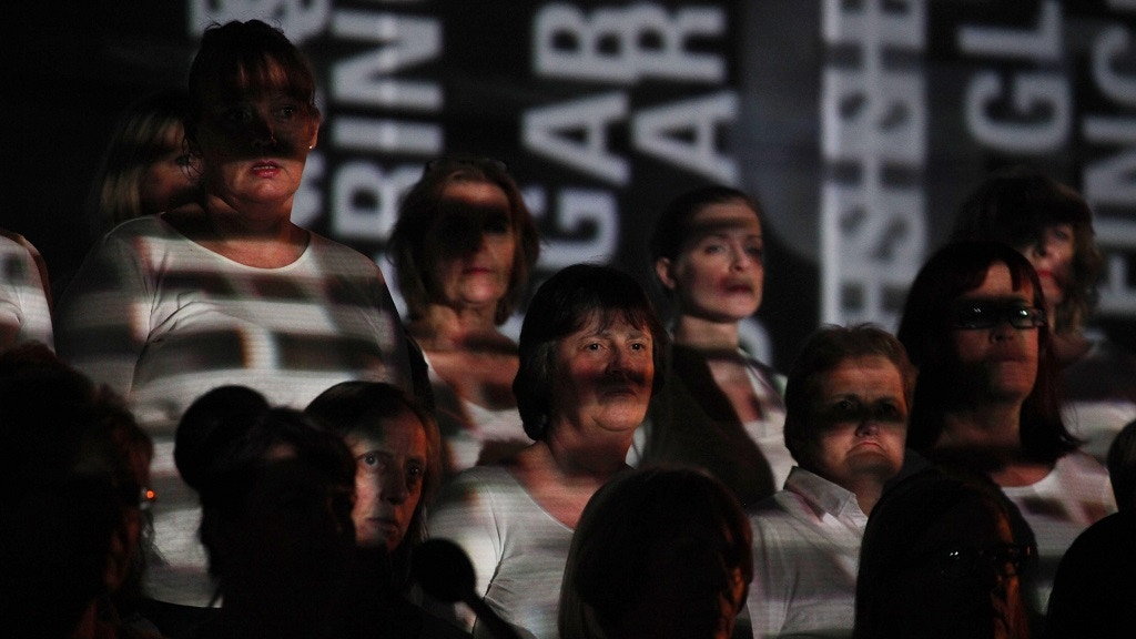 Honour Choir 2018 Anniversary of World War 1 project video thumbnail