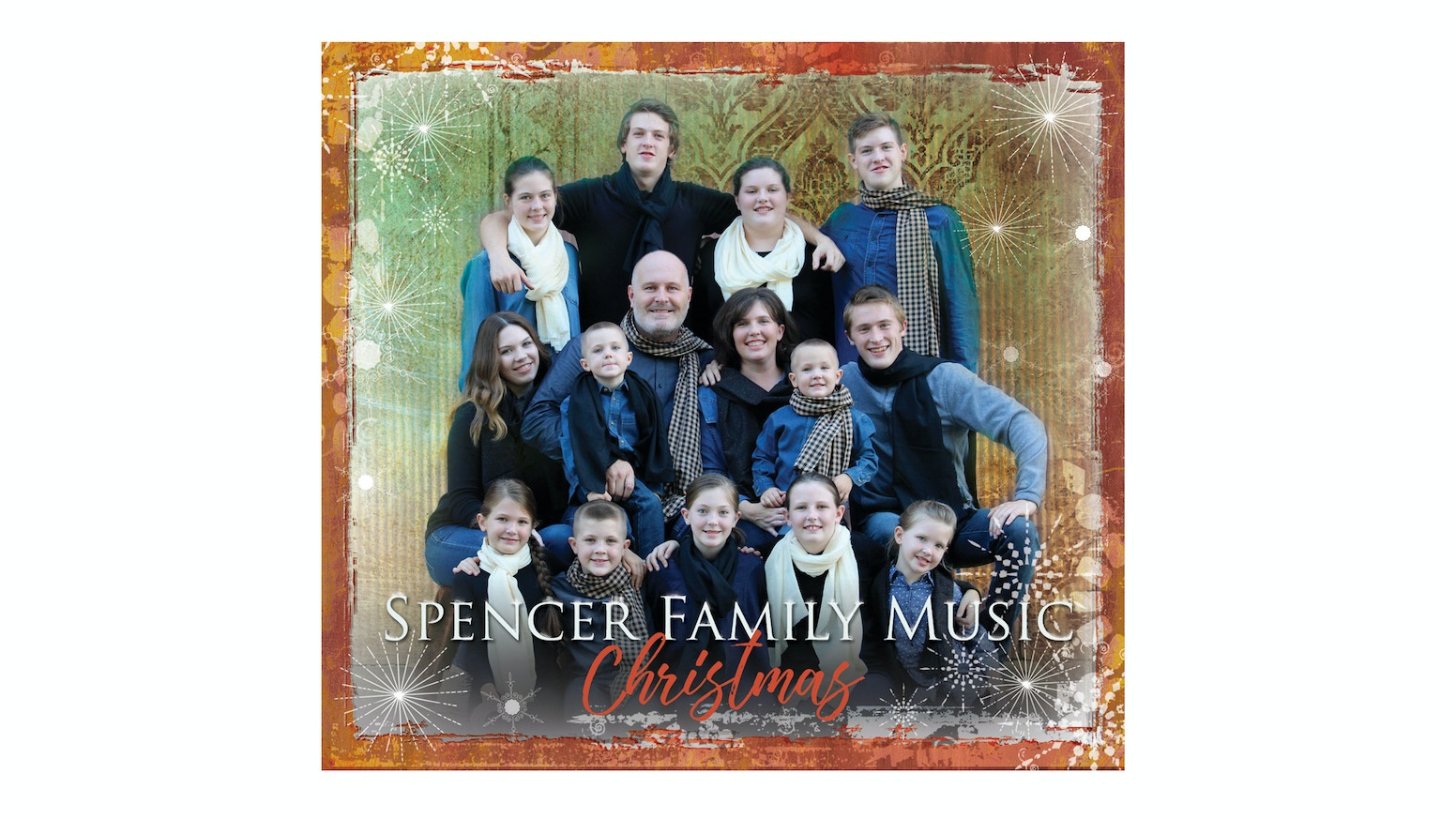 Producing the first Spencer Family Music Christmas album with lots of great  Christmas hymns and songs to celebrate the birth of Christ.