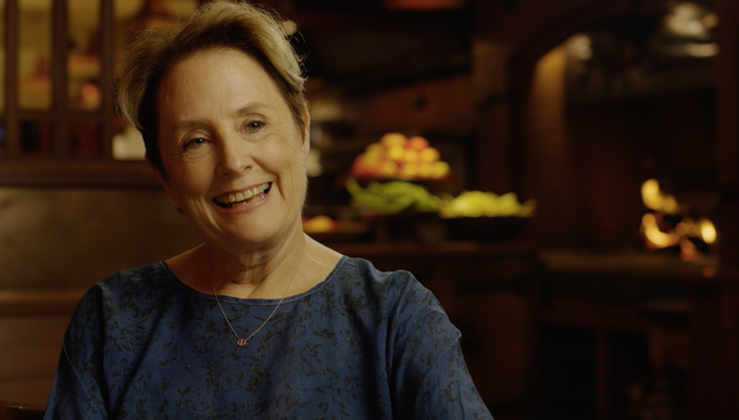 Alice Waters Interview at Chez Panisse, 2017