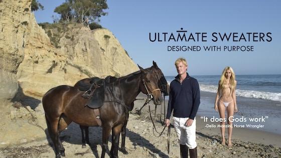 The Ultamate Sweater