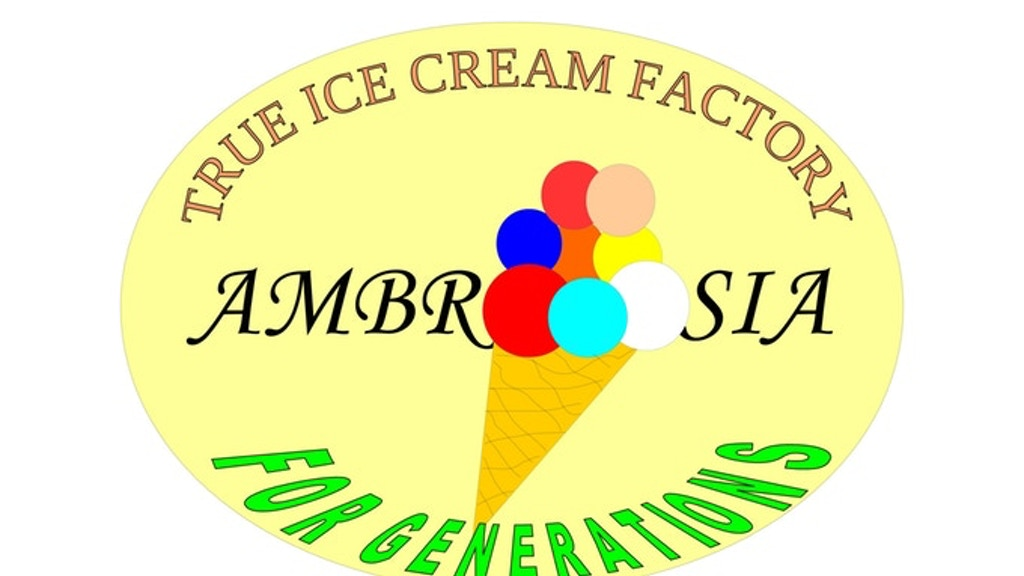 Project image for Ice Cream Manufacturing