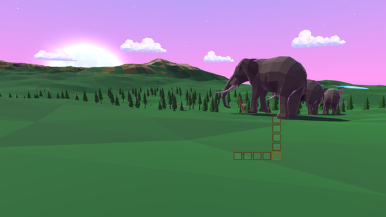 Lopol - The Low-Poly Survival Game