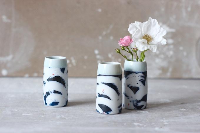 Bud Vases (£25 pledge)