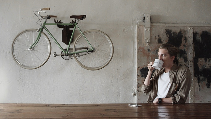 Heritage Bicycles Perch Series: Moosehead