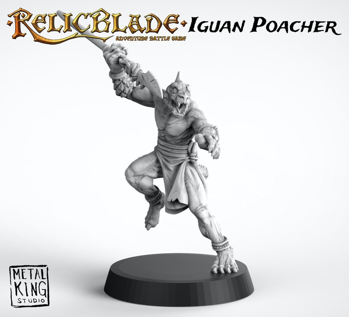 Relicblade: The Wretched Hive Fantasy Miniature Game by Sean