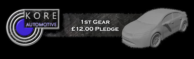 1st Gear Pledge Level