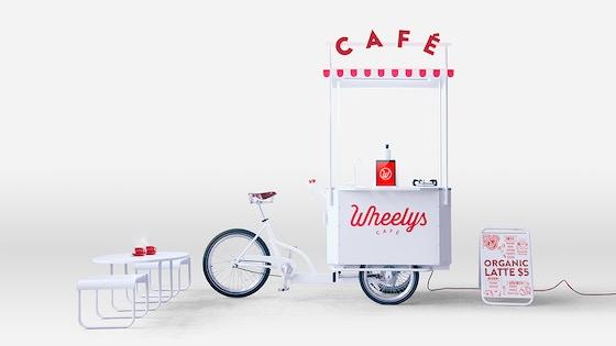 Wheely's Bike Cafe- Columbia, MO