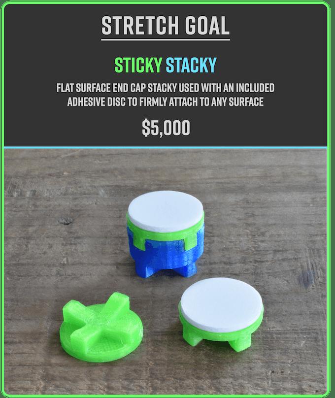 Stretch Goal for Sticky Stacky
