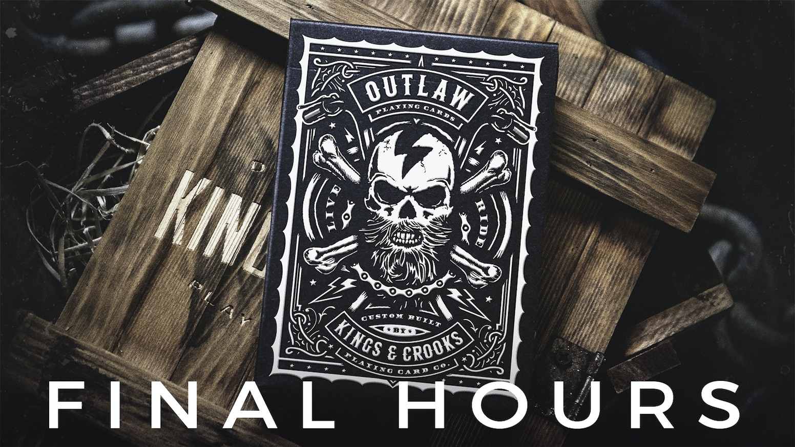 OUTLAW Playing Cards By Lee McKenzie Kickstarter