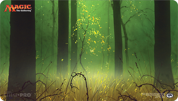 Unhinged Forest Official Playmat