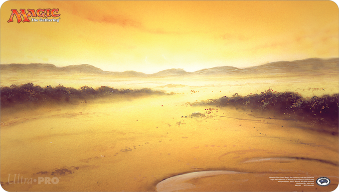 Unhinged Plains Official Playmat