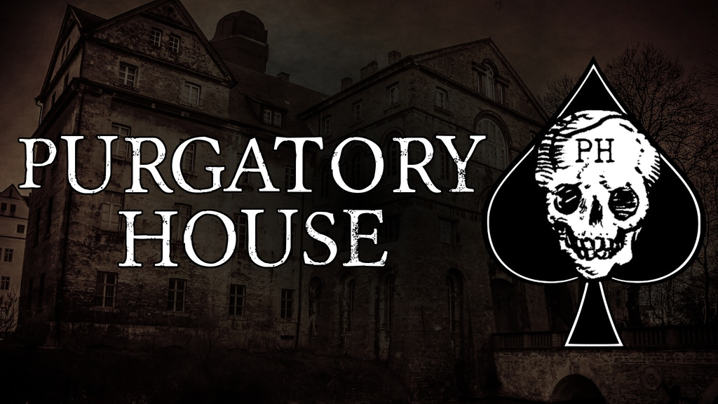 Purgatory House: A Casual Horror Role-Playing Game project video thumbnail