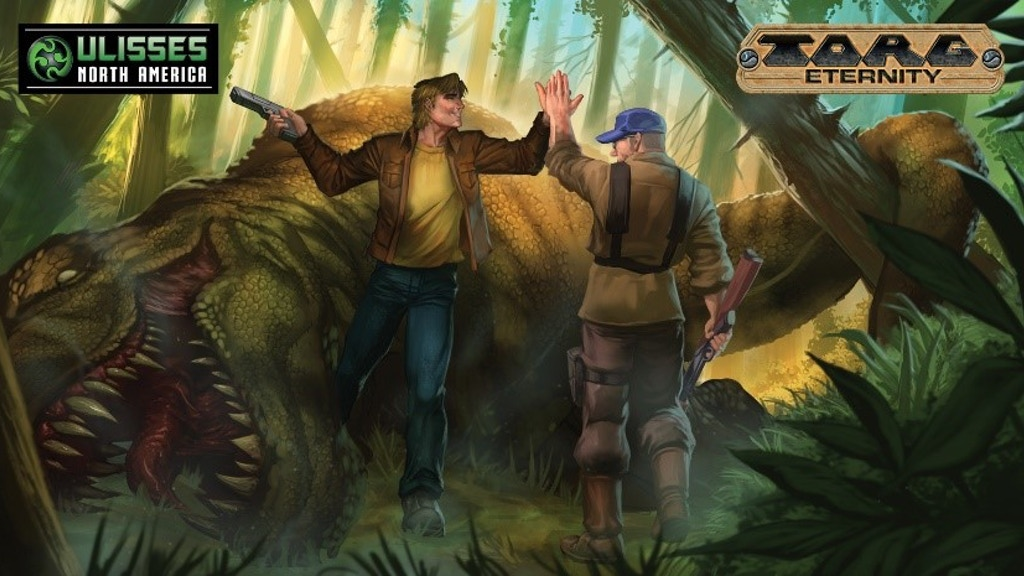 Torg Eternity - The Living Land project video thumbnail