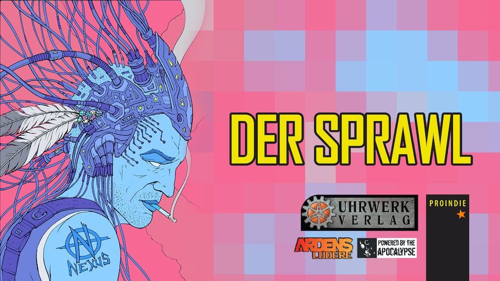 Der Sprawl: Ein Missionsbasiertes Cyberpunk-Rollenspiel project video thumbnail