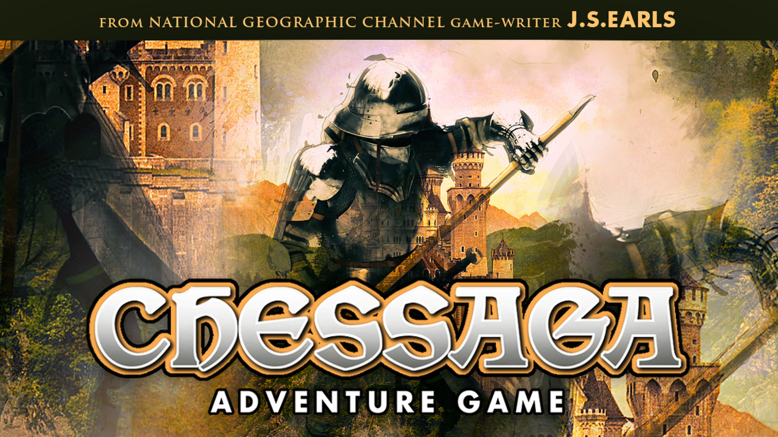 CHESSaga is a fantasy/chess game where players take their chess pieces on story-driven journeys across custom game-maps!