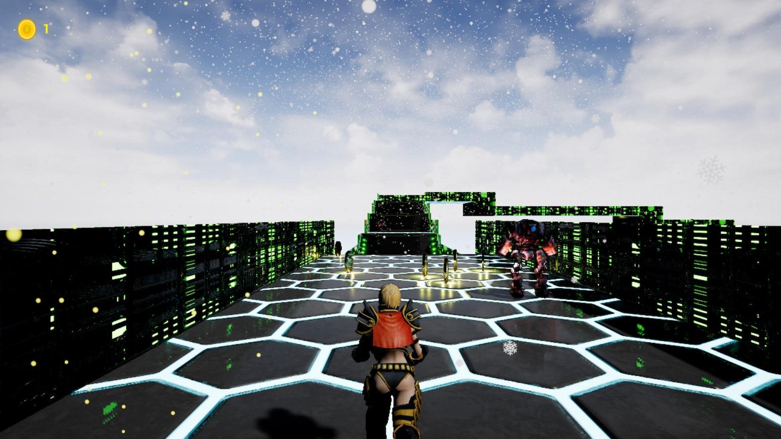 Space Time Runner by Hrishikesh — Kickstarter