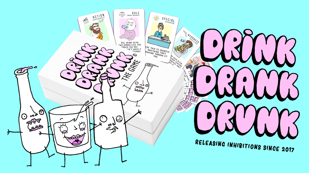 Drink Drank Drunk The Game project video thumbnail
