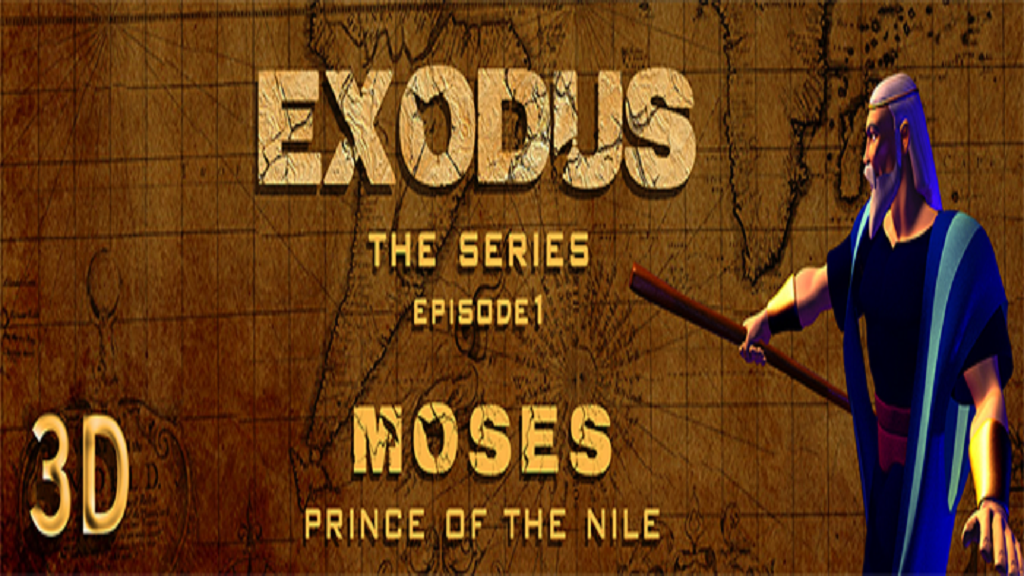 EXODUS The Series. Episode 1 - Moses, Prince of the Nile is the top crowdfunding project launched today. EXODUS The Series. Episode 1 - Moses, Prince of the Nile raised over $279 from 0 backers. Other top projects include Arynthian Alchemy, MONSTERS, ...