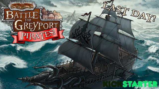 The Red Dragon Inn: Battle for Greyport by SlugFest Games