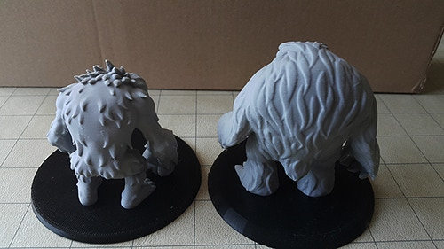 Amazing High Resolution modeling and great detail on FDM printer