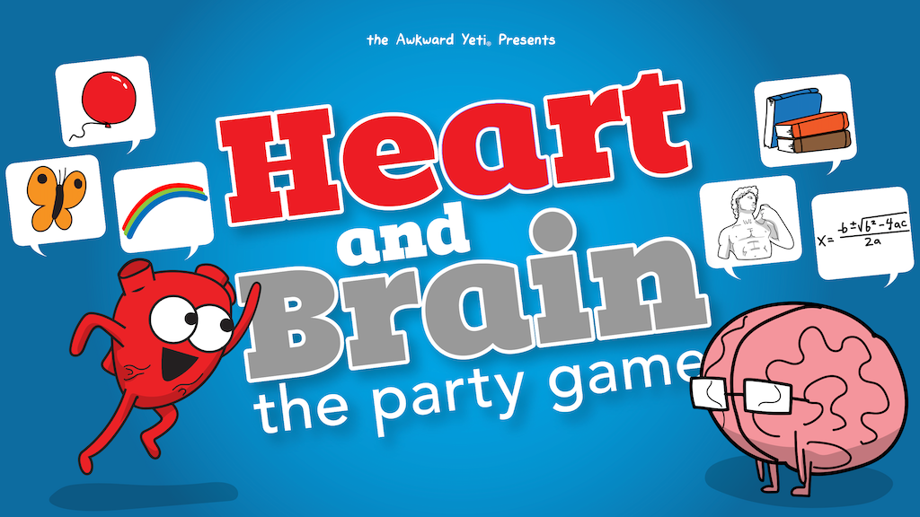 Heart and Brain: the Ultimate Social Game of Wits project video thumbnail