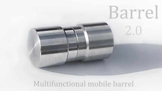 Barrel 2.0