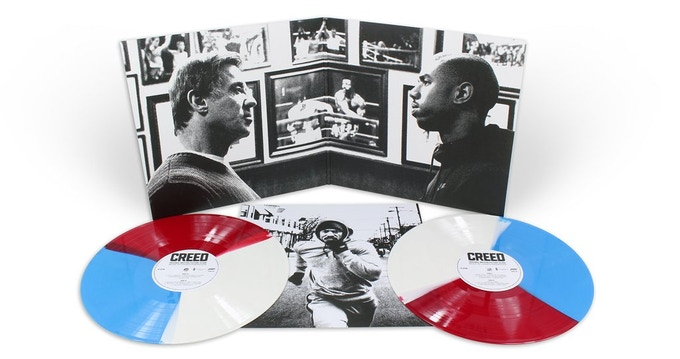 "A true ""Composer's Cut"" of the Creed soundtrack, on vinyl!"