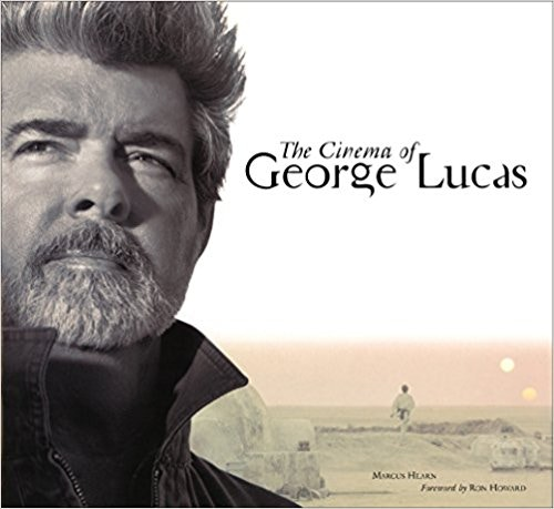 The Cinema of George Lucas, signed by George Lucas