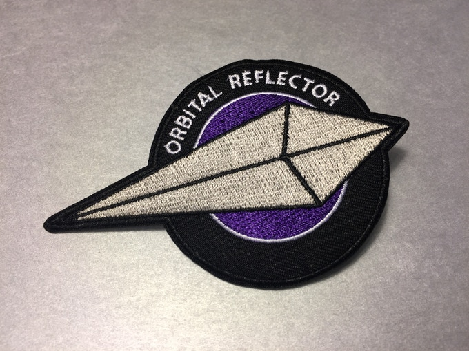 Official (unlimited) Diamond Mission Patch