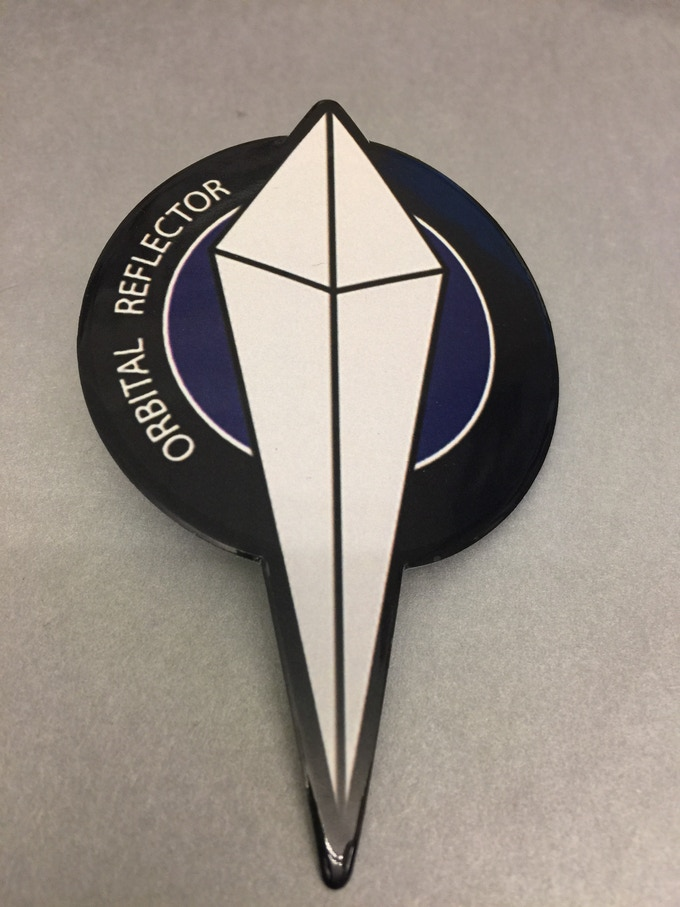 Official (unlimited) Diamond Mission Sticker