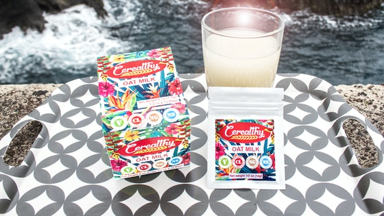 CEREALTHY is the superfood for everybody, anytime, anywhere.