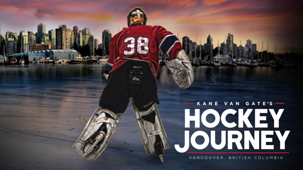 Kane Van Gate's Hockey Journey project video thumbnail