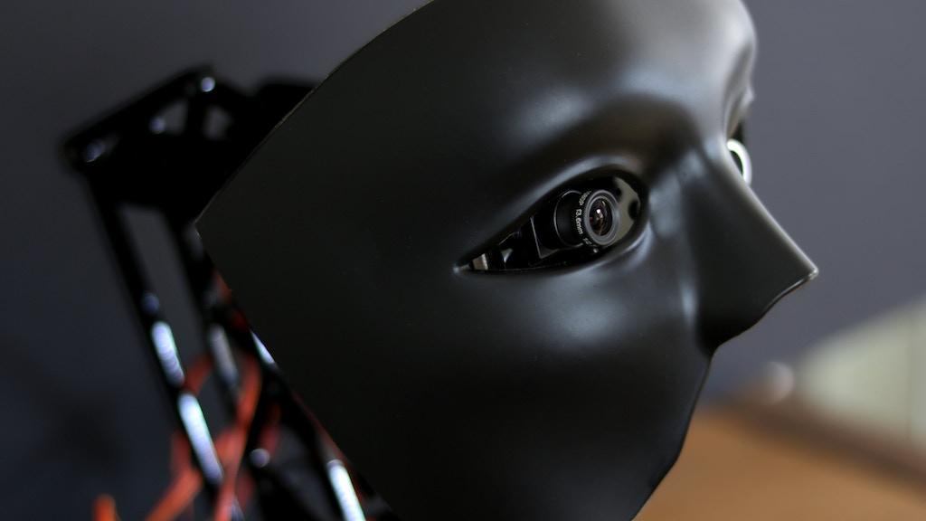 NOVA   DIY Artificial Intelligence Robot project video thumbnail