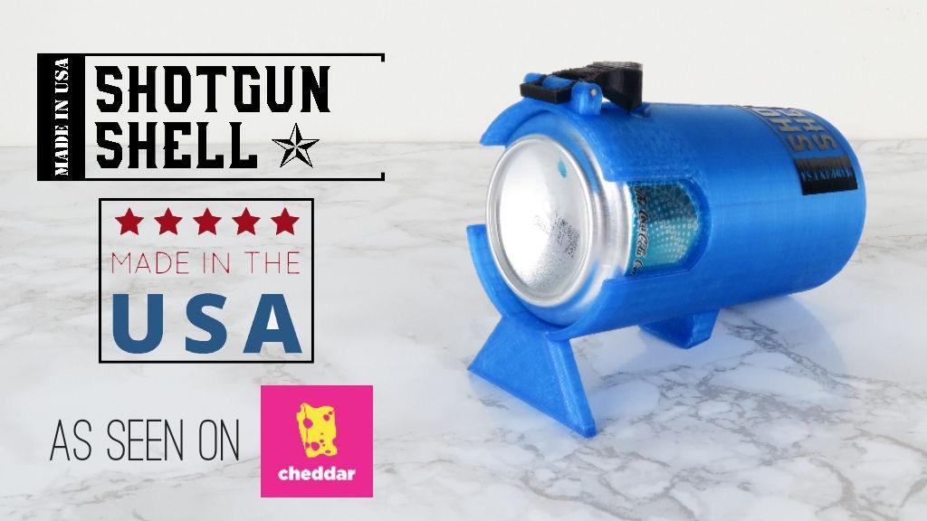 The Shotgun Shell - Shotgun your Beer Like a Pro project video thumbnail