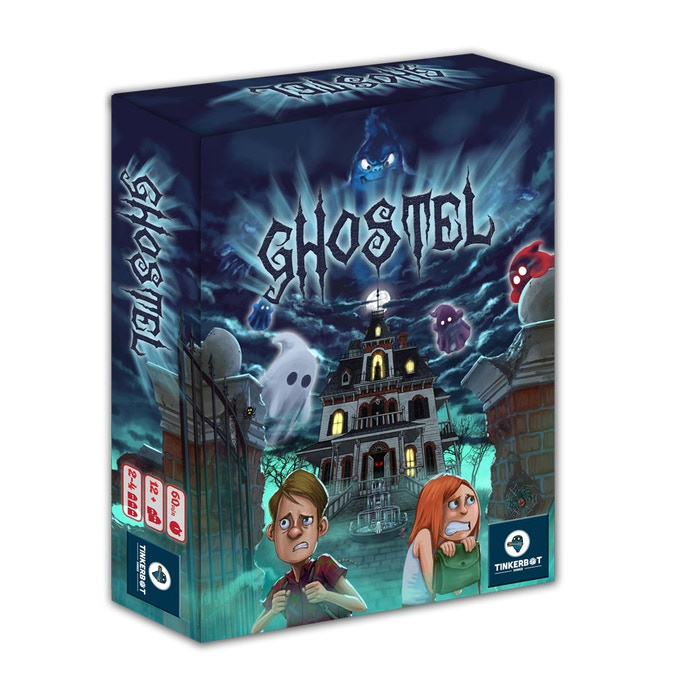 Ghostel - The Base Game