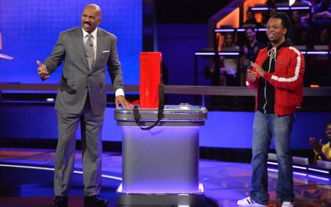 """Studio Stick is a proud winner on """"Steve Harvey's Funderdome""""     Aired On September 24, 2017, 9:00p-10:00p ET/PT on ABC (Episode 13)!"""