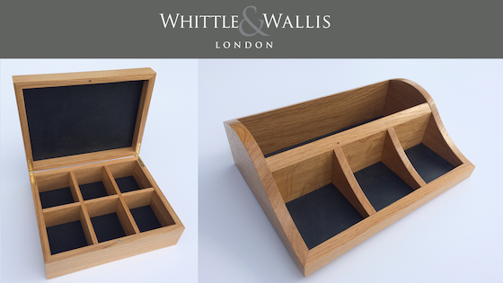 Beautiful wooden boxes. Handmade in England