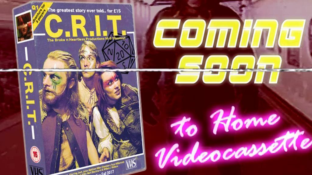 CRIT! Cyber Party Massacre project video thumbnail
