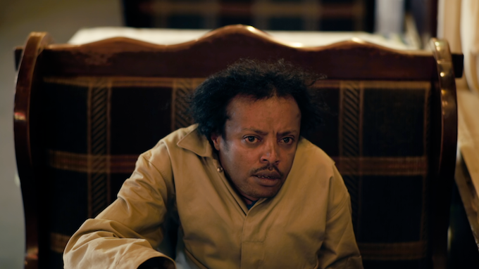 "Daniel Tadesse in ""Jesus Shows You The Way to the Highway"""