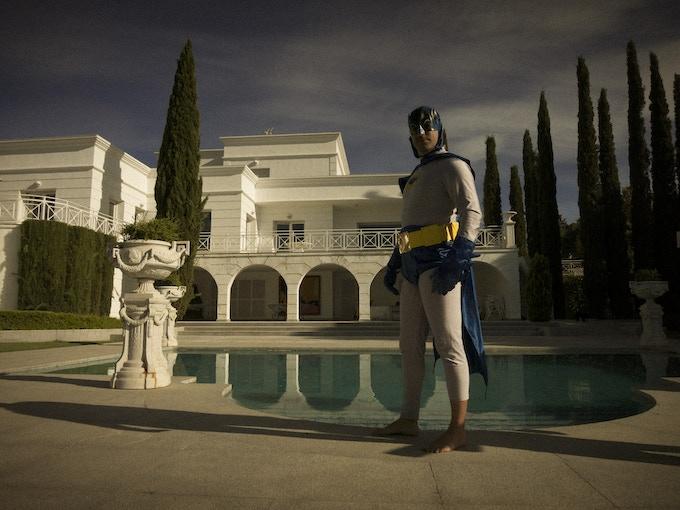 Batfro's Mansion
